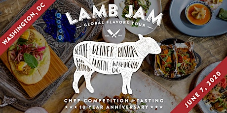Lamb Jam DC - 2020 tickets