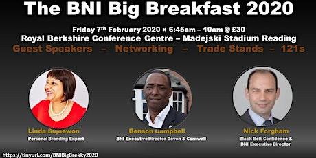 The Big Breakfast 2020 tickets
