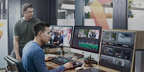Lær å redigere video med DaVinci Resolve 16 tickets