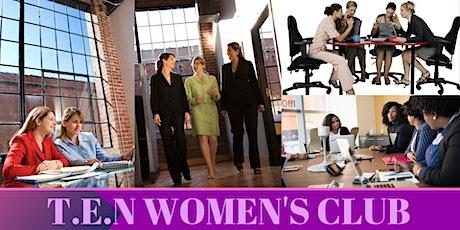 Entrepreneur Women's Club - London tickets