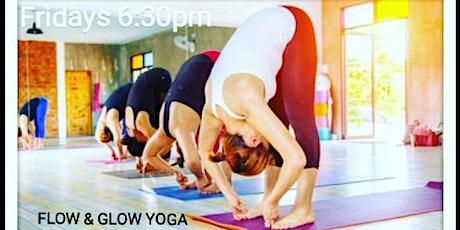 Flow & Glow Yoga - Hammersmith - Donation Class tickets