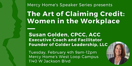 The Art of Claiming Credit: Women in the Workplace tickets