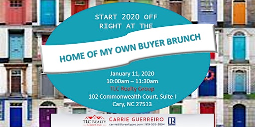 HOME OF MY OWN HOME BUYER BRUNCH