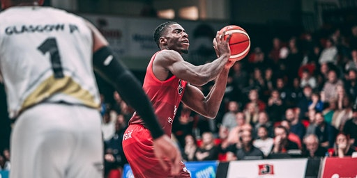 Leicester Riders Basketball Vs Radisson RED Glasgow Rocks (Championship)
