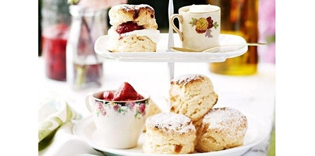 Afternoon tea - Scones and Cookies (03-07-2020 starts at 1:00 PM) tickets