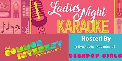 GEEKPOP GIRLS: Karaoke Night!