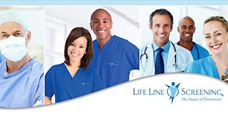 Life Line Screening in Rancho Mirage, CA tickets