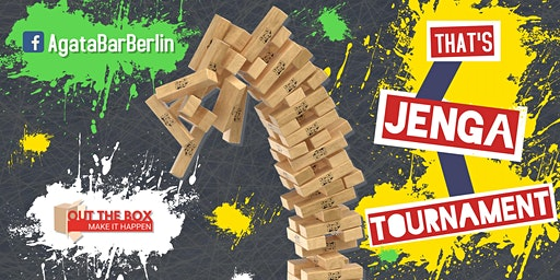 Agata Game Nights - That's Jenga Tournament