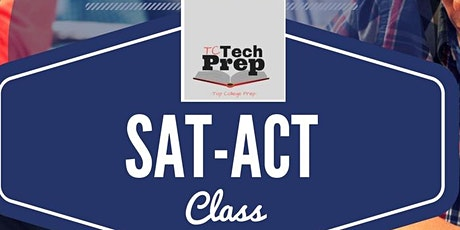 Free Riverside Based ACT/SAT Prep Class tickets