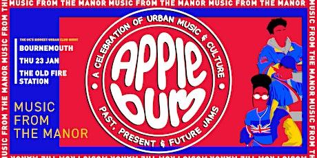 Applebum tickets