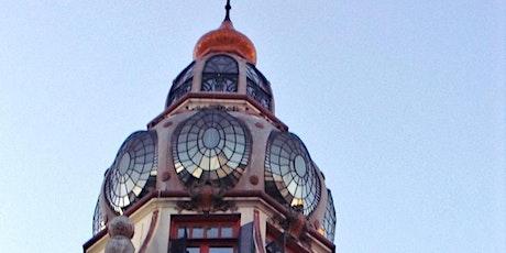 Art Nouveau en Balvanera entradas
