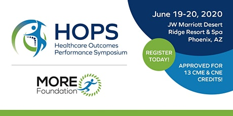 2020 Healthcare Outcomes Performance Symposium tickets