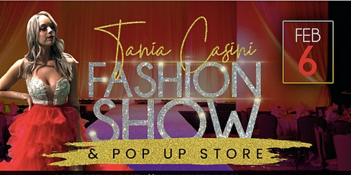 Tania Casini Fashion Show and Pop-Up Store