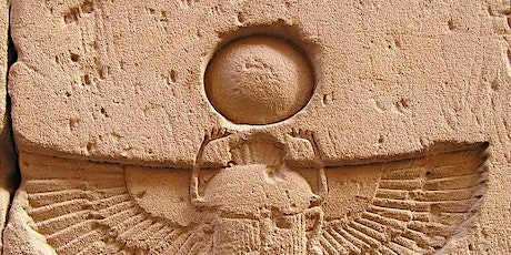 Grubtime Natter  -The Egyptian Scarab in Art and Fantasy tickets