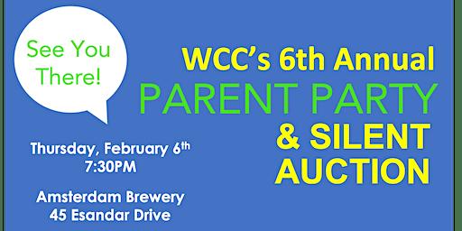 6th Annual WCC Parent Party & Silent Auction