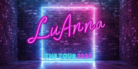 LuAnna: The Tour 2020 - Bristol tickets
