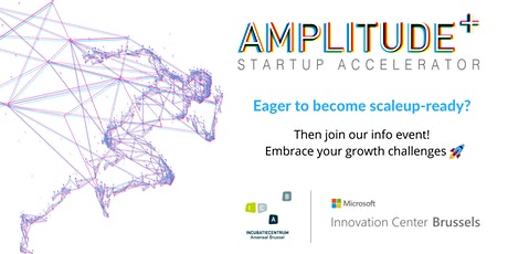 Amplitude+ Accelerator: Embrace your growth challenges! tickets