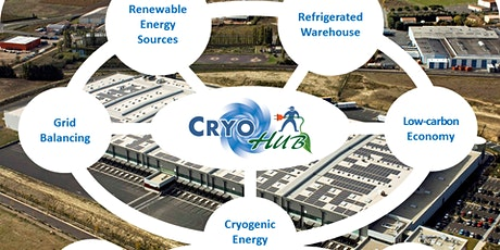 Cryogenic Energy Storage for Renewable Refrigeration and Power Supply billets