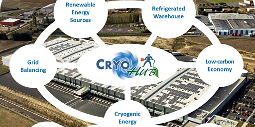Cryogenic Energy Storage for Renewable Refrigeration and Power Supply