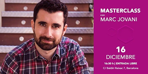 """Masterclass de Marc Jovani: """"How to compose Hollywood-style music"""""""