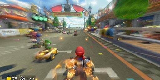 Mario Kart 8 (Switch) Tourney and Maplewood Brewing Tapping