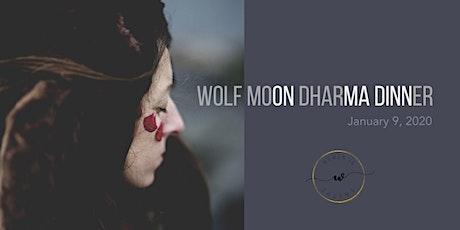 Wolf Moon Dharma Dinner tickets