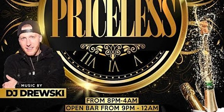 Power 105 NYE Priceless Dj Drewski Hosted By @Chase.simms Simmsmovement New Years Eve Party Open Bar 5th & Mad tickets