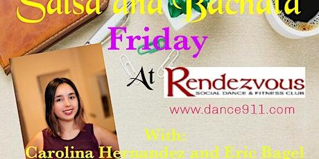 Salsa and Bachata Friday tickets