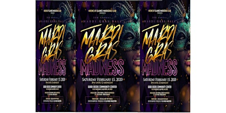 KREWE OF ELAINES 5TH ANNUAL MARDIGRAS BALL tickets