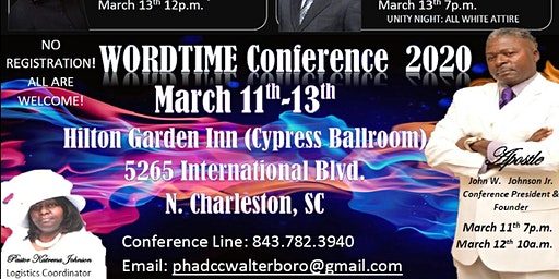 WORDTIME 2020 CONFERENCE