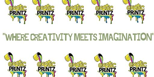 Launch Party, Exotic Printz 718