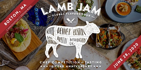 Lamb Jam Boston - 2020 tickets