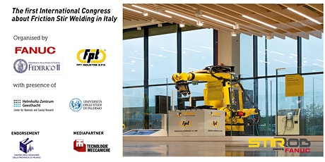 FRICTION STIR WELDING CONGRESS 2020 tickets