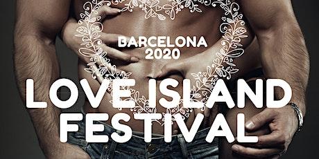 Barcelona Love Island  Festival entradas