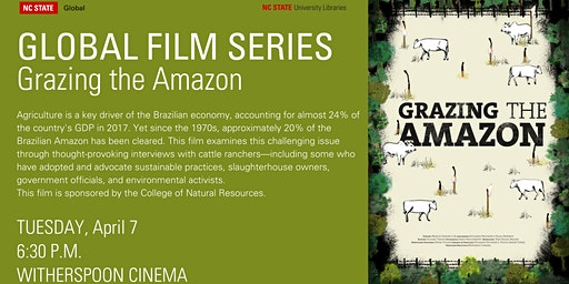 Global Film Series: Grazing the Amazon