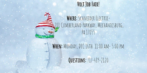 Job Fair - Mechanicsburg, PA