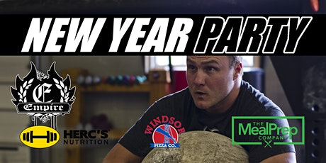 Empire Muscle New Year's Party tickets
