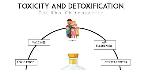 Toxicity and Detoxification tickets