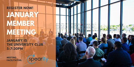 Scale Up January Member Meeting: New Year, New Goals tickets