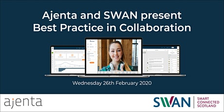 Ajenta and SWAN present Best Practice in Collaboration tickets