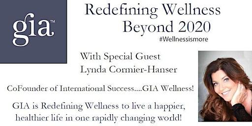 Redefining Wellness - Please Register & RSVP to Kedzi Morgan @ 480-251-9047