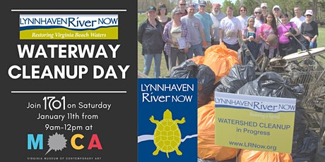 Lynnhaven River NOW Waterway Cleanup Day tickets