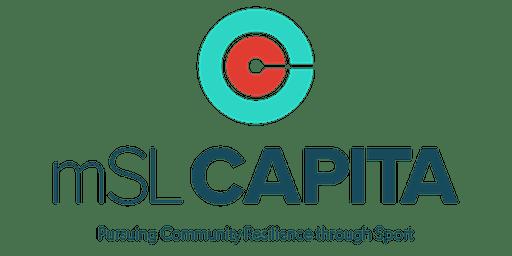 mSL CAPITA's 2-Day Next-Gen Hockey Coaching Clinic