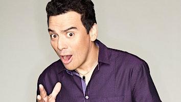 Comedian Carlos Mencia