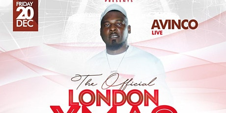 Avinco Performing Live on fri 20th dec @alpha lounge tickets
