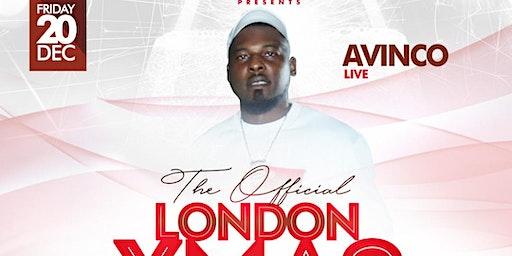 Avinco Performing Live on fri 20th dec @alpha lounge