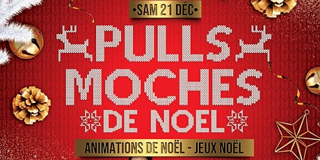 Christmas Party et Pulls Moches billets