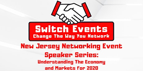 Speaker Series: Economy & Markets For 2020 + Networking Event tickets
