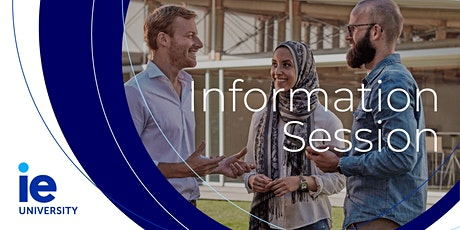 Get to Know IE Info Session - Bogotá entradas