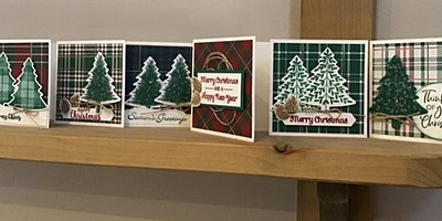 Decorate your own Christmas Cards & Gift Tags craft session